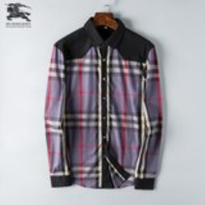 cheap quality Burberry Men Shirts sku 1718