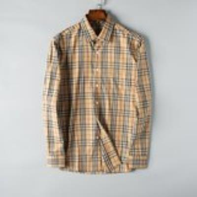 cheap quality Burberry Men Shirts sku 1720