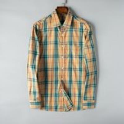 cheap quality Burberry Men Shirts sku 1721