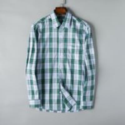 cheap quality Burberry Men Shirts sku 1722