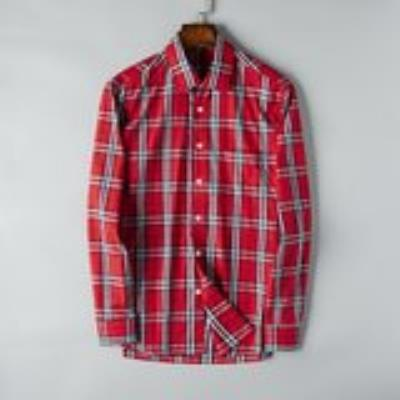 cheap quality Burberry Men Shirts sku 1723