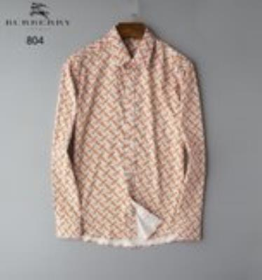 cheap quality Burberry Men Shirts sku 1724