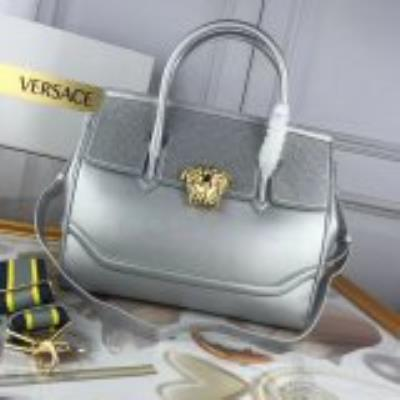 cheap quality Versace Bags DBFF453 silver