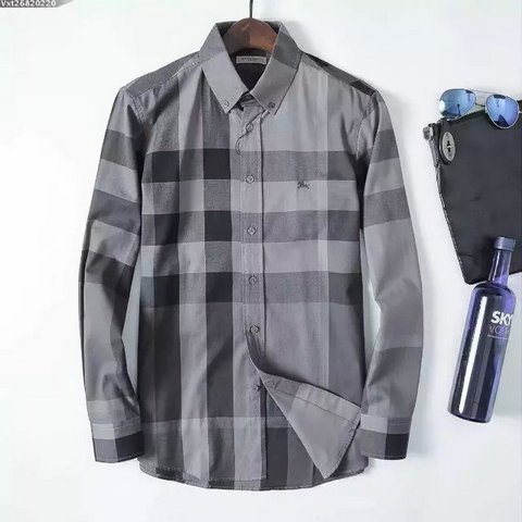 458549b323 Cheap Burberry Men Shirts wholesale No. 1045. Burberry Men Shirts-1045